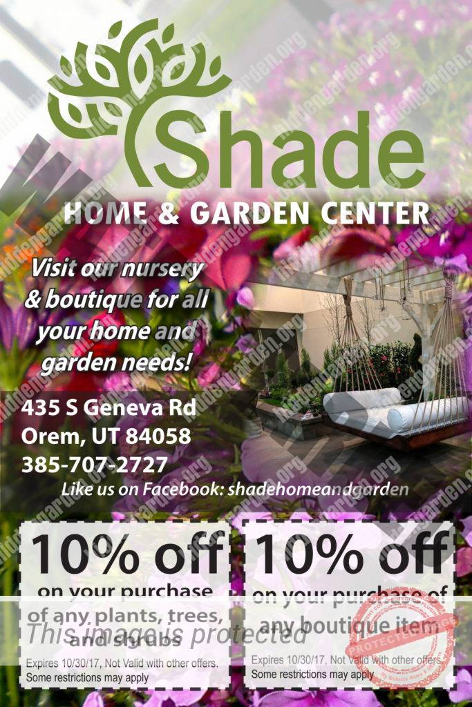 ShadeHomeGarden